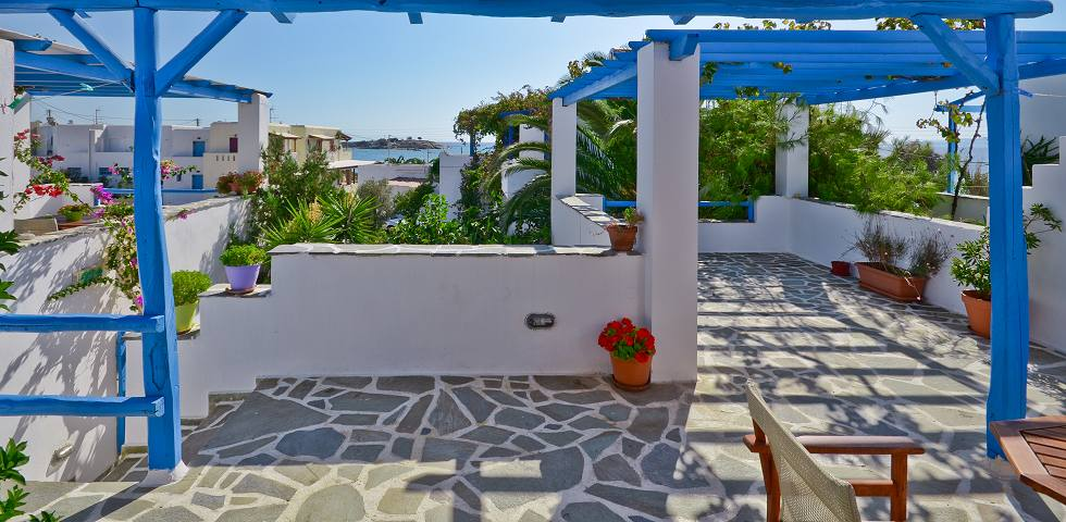 Naxos Accommodation